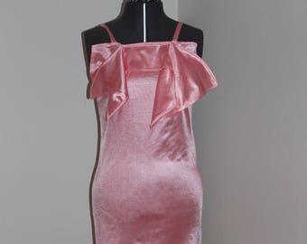 Alisha shift dress