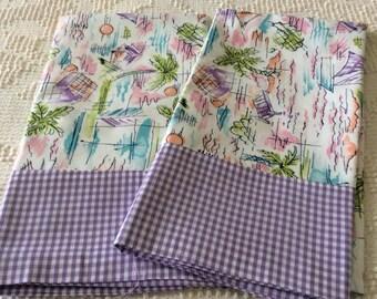 Hand Made Pillowcases
