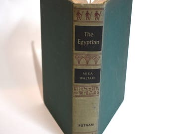 Vintage Book, The Egyptian
