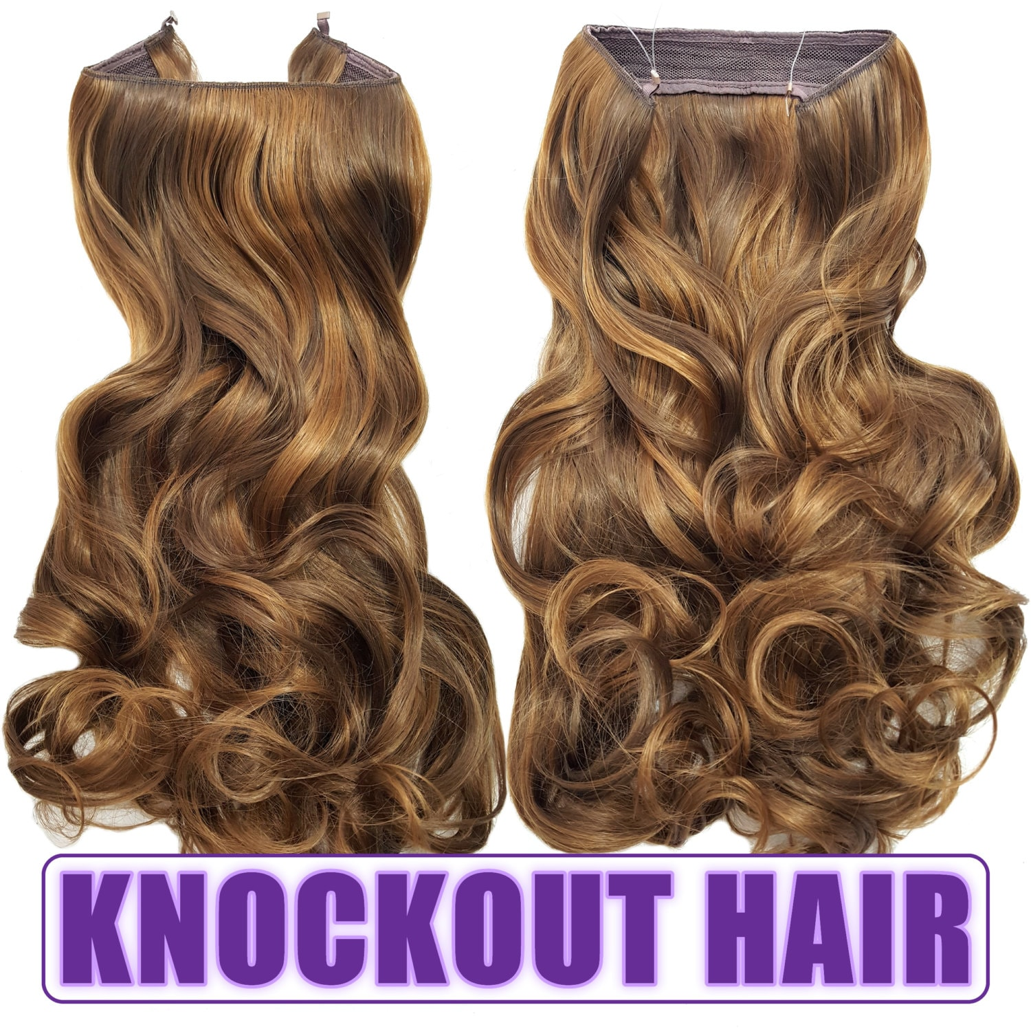 Fits Like A Halo Hair Extensions 20 150 Grams 100 Premium Fiber