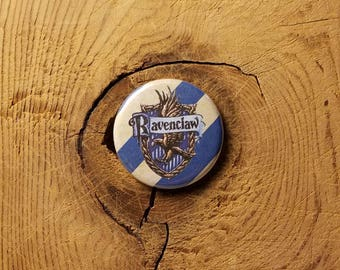 "Ravenclaw (1-1/4"" Pinback Button or Magnet)"