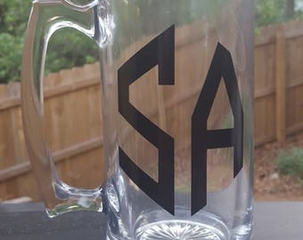 Stein, beer mug, beer Stein, fathers day, gift for him, gift for dad, fathers day gift, groom, groomsman gift, groomsmen, dad, daddy, guy