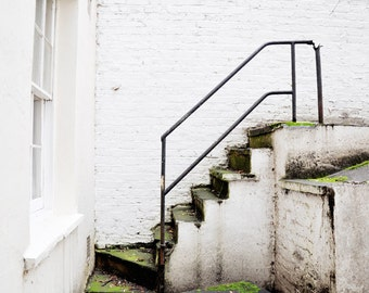 Divergence - London Landscape Photography Art Print by Leigh Viner