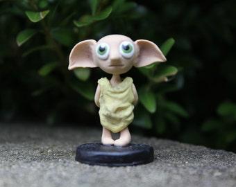 Cute Polymer Dobby