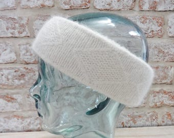 Ski Winter Headband 80s 90s Retro Vintage Approx.42cm x 7cm