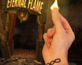Bioshock Chain Tattoo / Jack's Tattoo 2.0