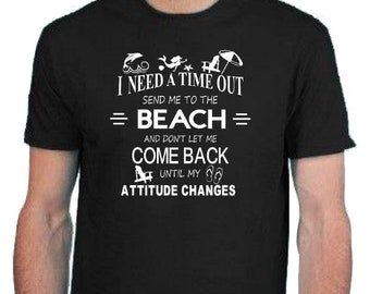 Beach chair shirt Etsy