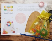 Fairy door kit, paint you...