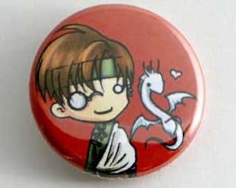 Saiyuki - Hakkai Button
