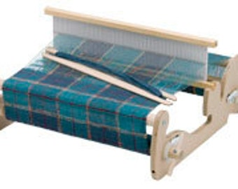 """SALE- Choice Schacht Cricket Loom Kit 10"""" or 15"""" Rigid Heddle Loom and Starter Accessories - Schacht Handweaving Tool"""