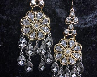 Silver Linings Earrings