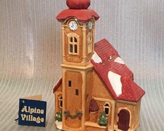 Dept 56 Heritage Village  - Alpine Collection, Church