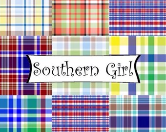 set of ten notecards for southern girls
