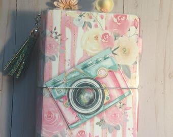 Pocket Travelers Notebook