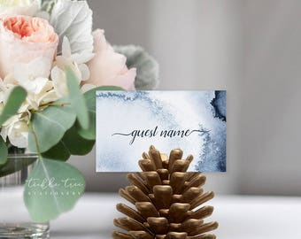 A Whistler Evening - Place Cards (Style 13760)