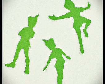 Peter Pan Party Scatters 150pcs