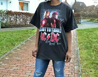 AC/DC - Shoot to Thrill - Iron Man 2 T-shirt