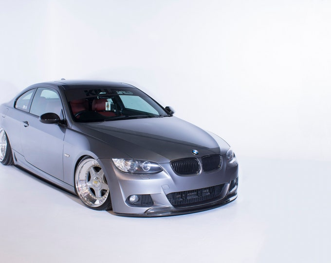 bmw 3 series e92 side skirt extensions lips m-performace skirt spats