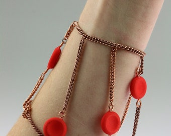 Blood Cell Bangle