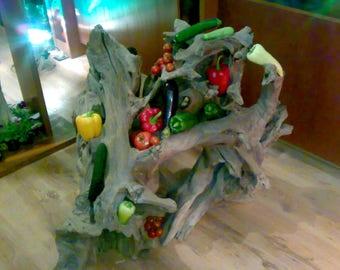 vegetables art ideas