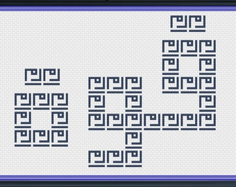 Strength from Pain Cross-Stitch Pattern
