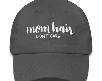 Mom hair Cotton Cap