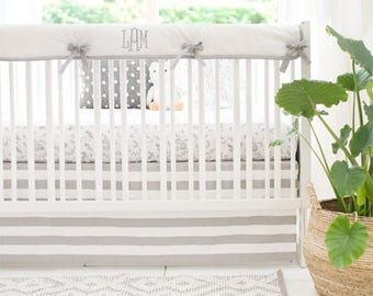 Small Wonders Crib Baby Bedding Set