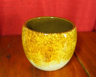 West Germany flower pot cover