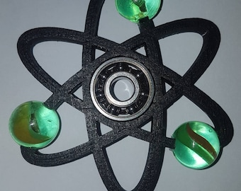 The Atom Fidget Spinner V 2.0 - UK Seller!