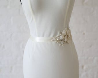 "Jaxie ""Betty"" Bridal Belt"