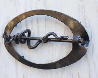 Pass Through. Hand-forged Original Artwork