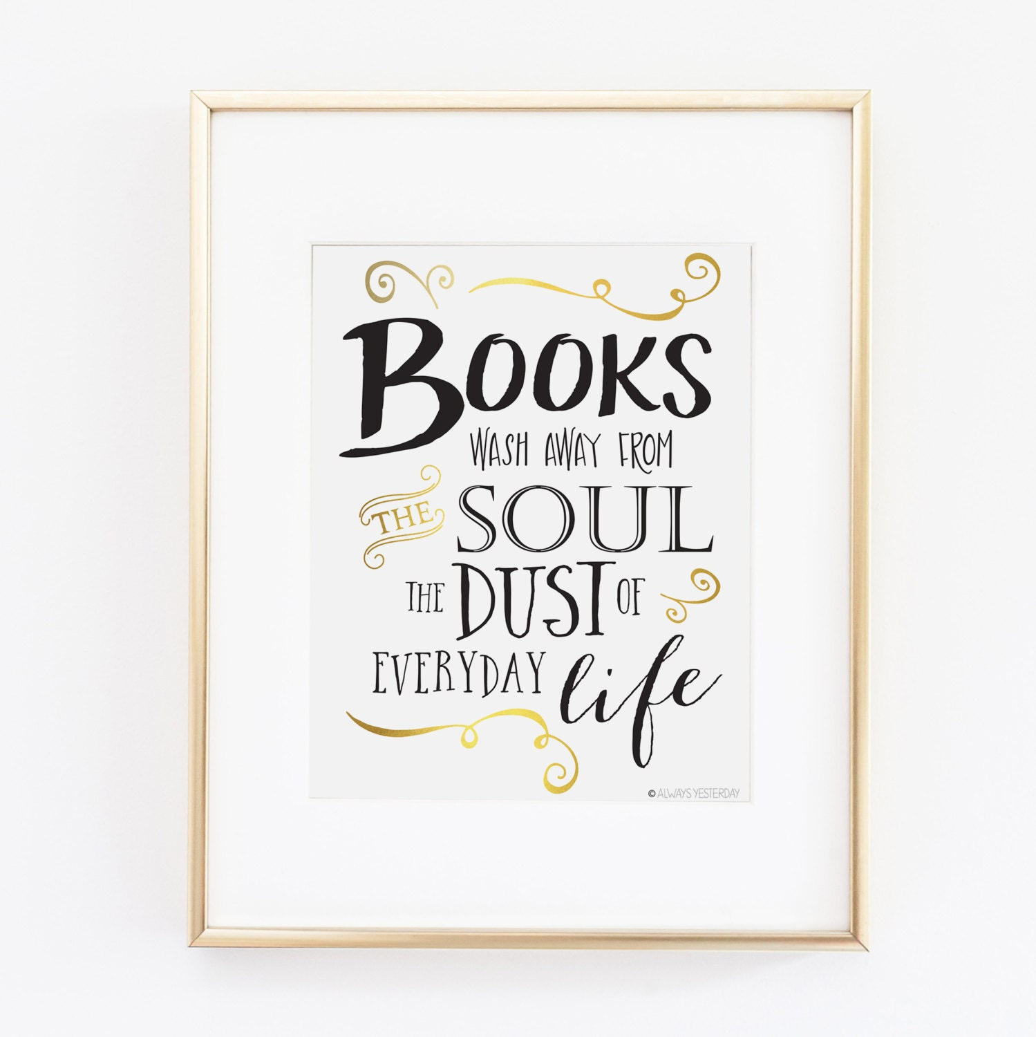 Book Lover Gift I Love Books Book Quotes Book Lover