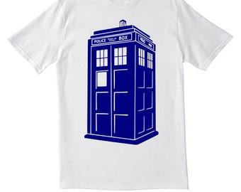 "Kids ""TARDIS"" tee shirt"