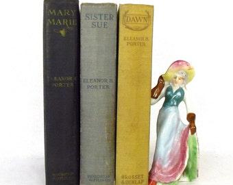 Eleanor H. Porter 3 Novel Collection - 1919-1921