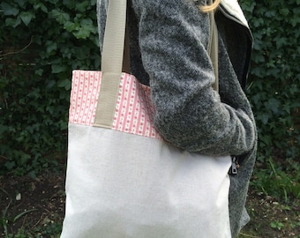 Tote Bag/bag/swimming bag/pretty toe bag/shopping bag