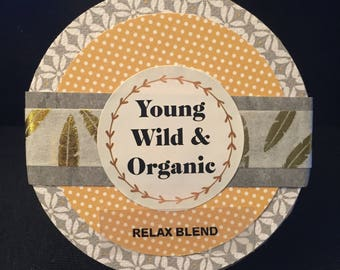 Relax Blend || Natural Goat's Milk Soap