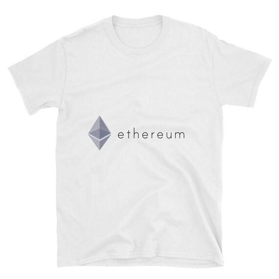 ETH Ethereum Crypto-Currency mining Short-Sleeve Unisex T-Shirt