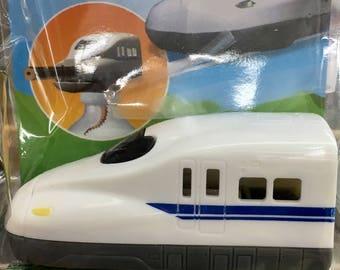 Shinkansen pencil sharpener Japanese train