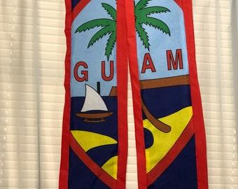 Graduation Guam Sash