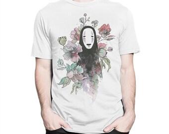Spirited Away 'No Face' T-shirt, Men's Women's All Sizes