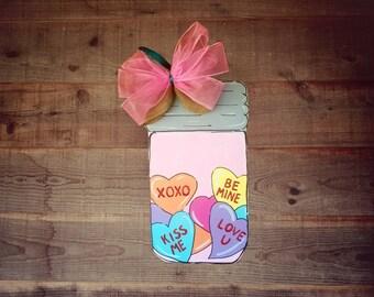 Valentine's Day Door Hanger