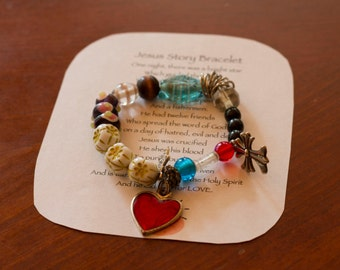 Jesus Story Bracelet