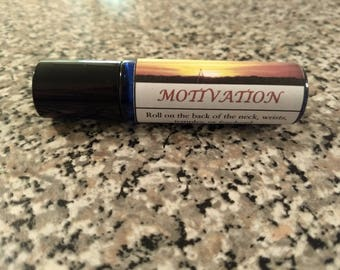 Motivation Essential Oils Blend