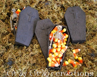 Coffin Candy Boxes - Pack of 6
