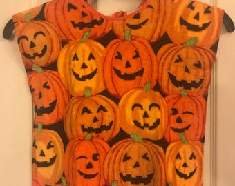 Baby Toddler oversize Halloween bib