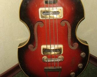 Orfeus Orpheus Trimoncioum Violin Bass Guitar Vintage