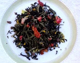 Vanilla Morning Green & Black Tea