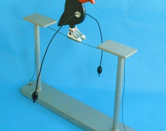 Circus Wire Walker Balancing Toy