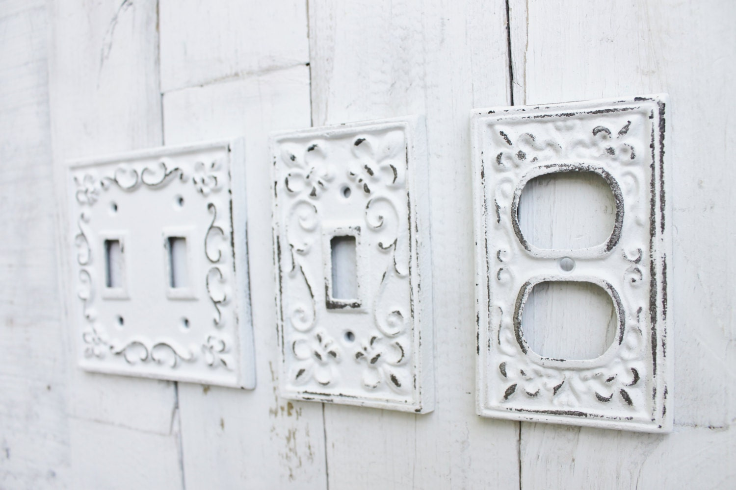 Decorative Electrical Outlets And Switches | Wall Plate Design Ideas