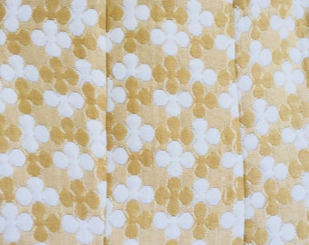 Lucky Yellow and White 4-Leaf Clover Summer Dress